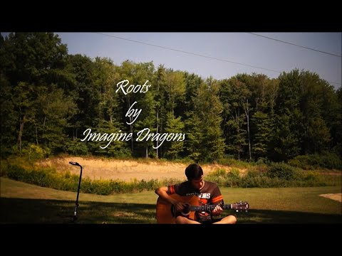 Roots by Imagine Dragons - Fingerstyle Guitar