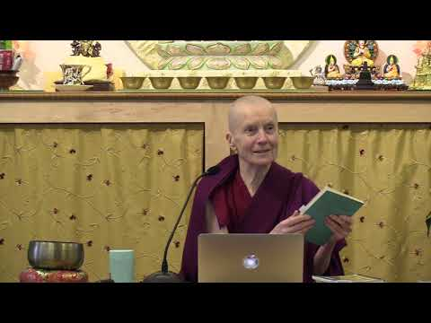 Prostrations to the 35 Buddhas Practice with Venerable Sangye Khadro 12-27-20
