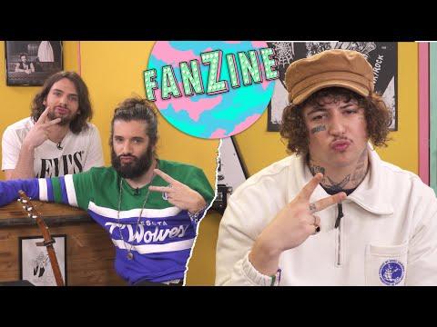 Youtube: Fanzine #30: Zed Yun Pavarotti reprend The Beatles, Liam Gallagher et Booba… Avec Waxx & C.Cole