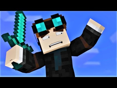 1 Hour Minecraft Song Bed Wars Ft. UnspeakableGaming, DanTDM, SSundee, Psycho Girl! Minecraft Songs