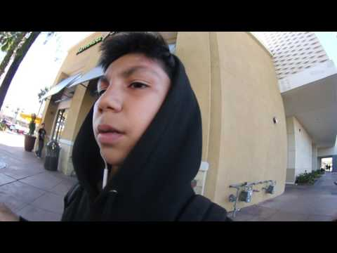A DAY WITH MANNY PEREZ