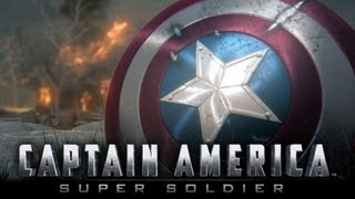 Captain America Super Soldier Episode 1