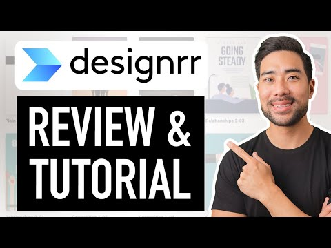 Designrr Tutorial Video And Review - How To Make An Ebook Fast