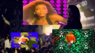 PUMP UP THE JAM FEDERICO SCAVO REMIX VIDEO EDIT DJ M@C
