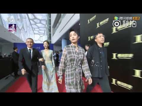 Đoàn phim Hạo Lan truyện tại Tencent Event 17/9/18