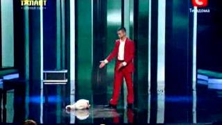 Андрей Чеканюк «Україна має талант-5» Пятый прямой эфир