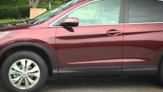 Тест-драйв 2012 Хонда CR-V