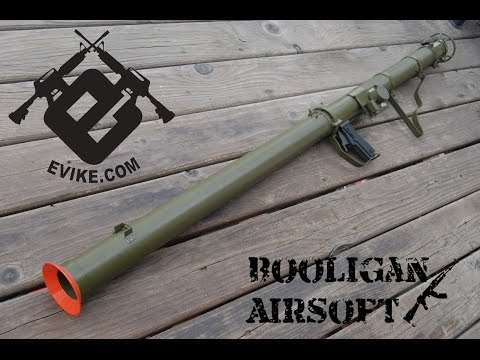 Airsoft Bazooka: 6mmProShop M9A1 Video Overview from Evike
