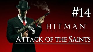 Hitman: Absolution 14 ( Attack of the Saints ) Purist|No Kill|Suit Only|Evidence|All Challenges