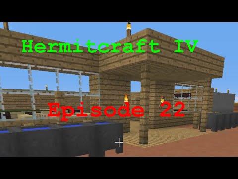Hermitcraft 4 Ep22 Shopping and Stuff