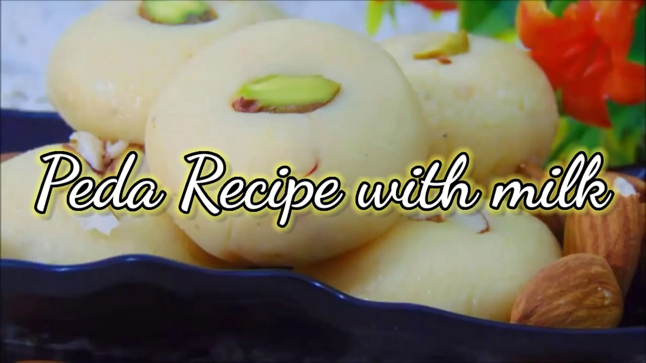 Peda recipe | easy peda recipe | how to make peda at home | delicious sweet food recipe | IndianRe..