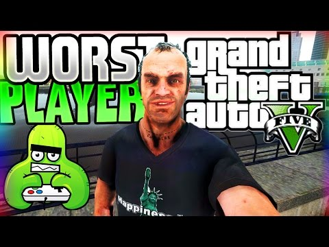 GTA 5 - THE WORST PLAYERS ONLINE ... |