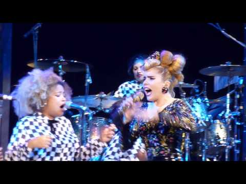 Paloma Faith's - New Song - Love Only Leaves You Lonely - Sang at London O2 Live June 7th 2013 mp3