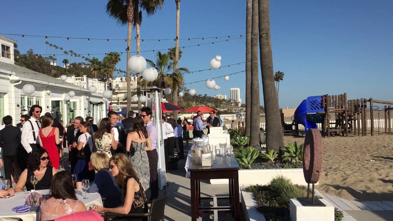 The Beach Club In Santa Monica 360 View