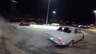Дрифт ГАЗ 24 (1 UZ FE VVTI)