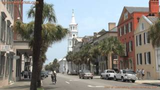 Charleston, South Carolina, USA 1 Collage Video - youtube.com/tanvideo11
