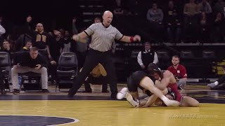 Quick Reaction - Iowa vs. Rutgers Wrestling
