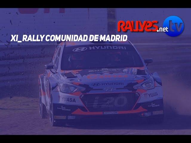 XI RALLY COMUNIDAD DE MADRID | Capítulo1