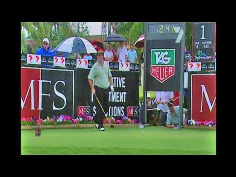 2007 Australian Open Golf   Final Day Telecast   The Australian Golf Club   Winner: Craig Parry