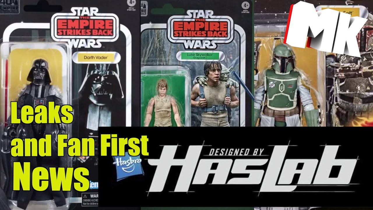 Star Wars The Black Series (And TVC) Rumors and Fans First Monday News
