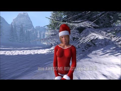 MERRY MAYHEM 2015: Entropia Universe (Planet Calypso)