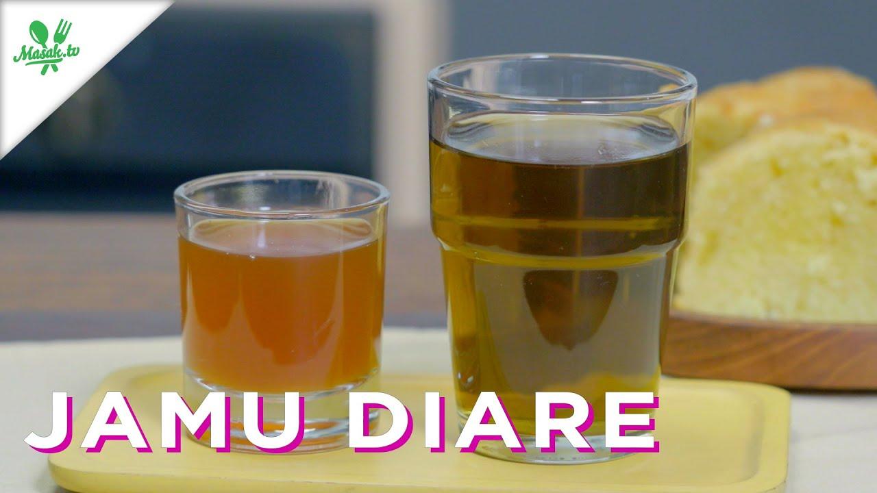 Lagi Diare? Minum Jamu ini!! | Jamu Diare