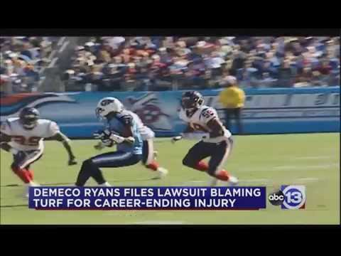 Workplace Injury Attorney Rob Ammons Represents DeMeco Ryans
