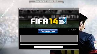 FIFA 14 CD Key Origin EA Generator September 2013 Tested Updated