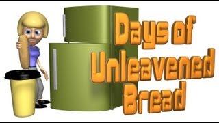 Let Us Celebrate The Feast Of Unleavened Bread