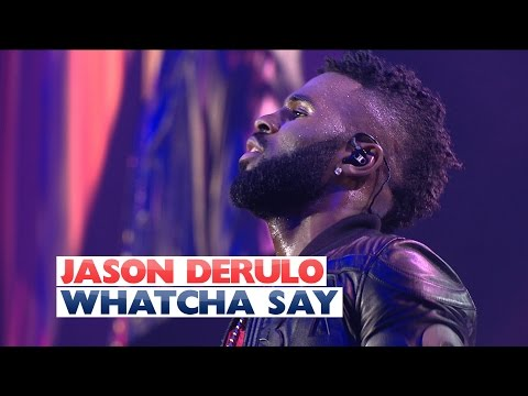 Jason Derulo - 'Watcha Say' (Live At The Jingle Bell Ball 2015)