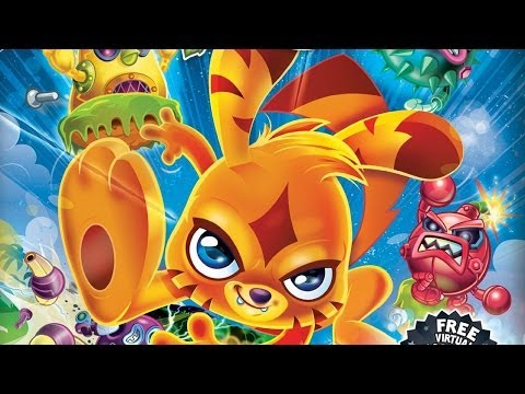 CGR Undertow - MOSHI MONSTERS: KATSUMA UNLEASHED review for Nintendo 3DS