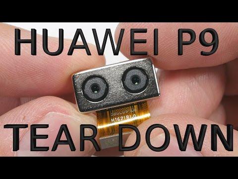 Huawei P9 Teardown - Screen Replacement - Battery Swap - Charging Port Fix