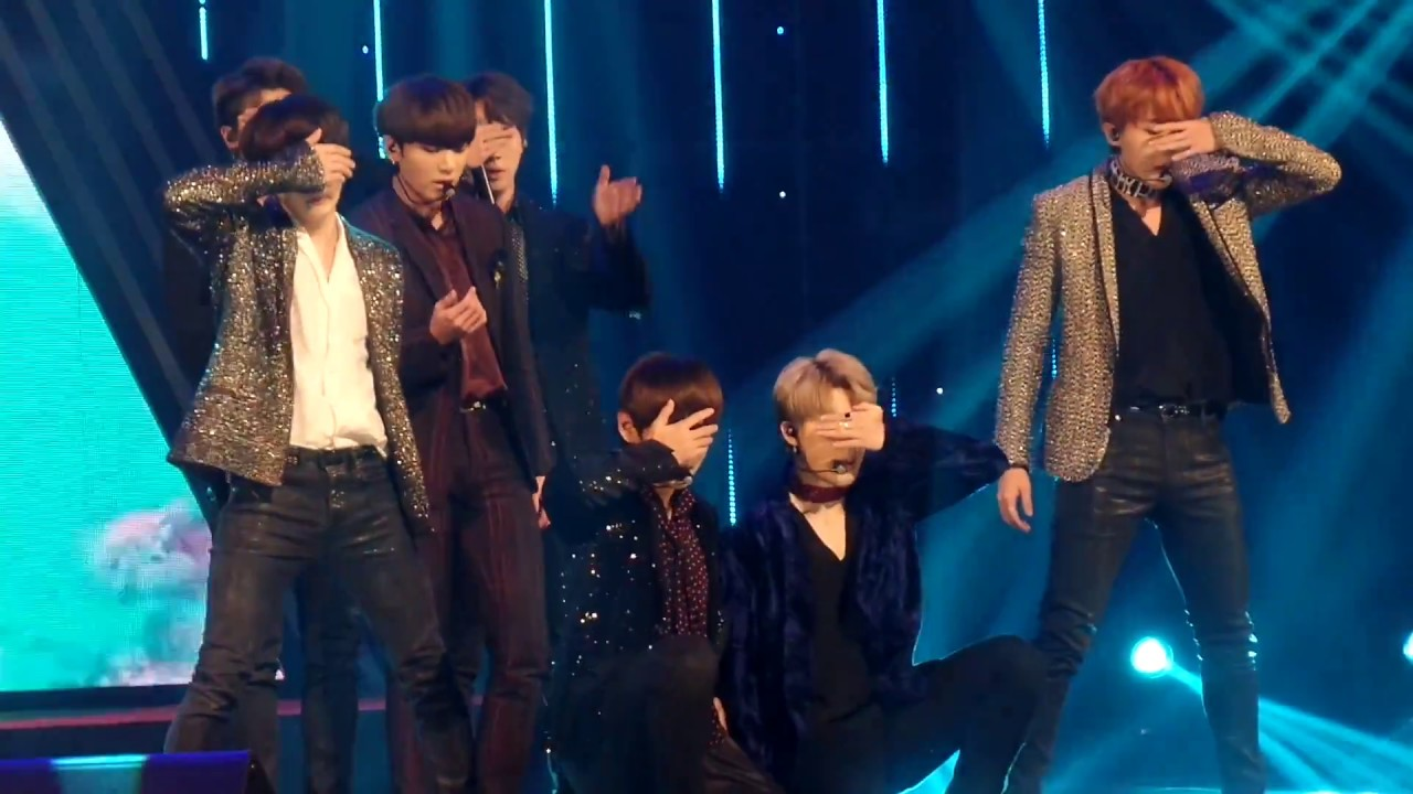 Download [FANCAM] BTS - BLOOD SWEAT AND TEARS 161116 AAA