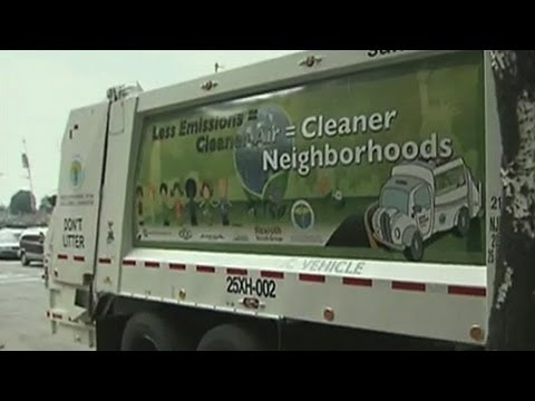 New York City Cleans up With Alternative Fuel Vehicles
