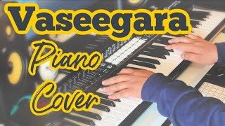 Vaseegara / Zara Zara Piano Version (Cover)   Minnale   Harris Jayaraj   Rehnaa Hai Terre Dil Mein