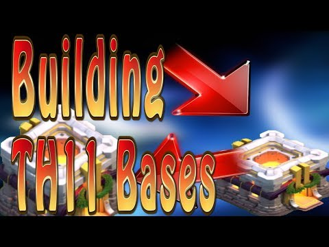 How to Build TH11 Bases with Expert Builder Murtaugh from Clantanemo Bay | TH11 War Base | COC