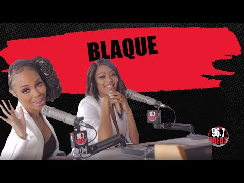 Beat Interviews - Blaque Interview with Terry J & Jazzy T | Made Fresh | 96.7 The Beat