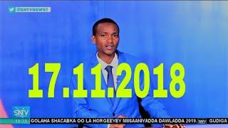 Warka Maanta SNTV 17.11.2018