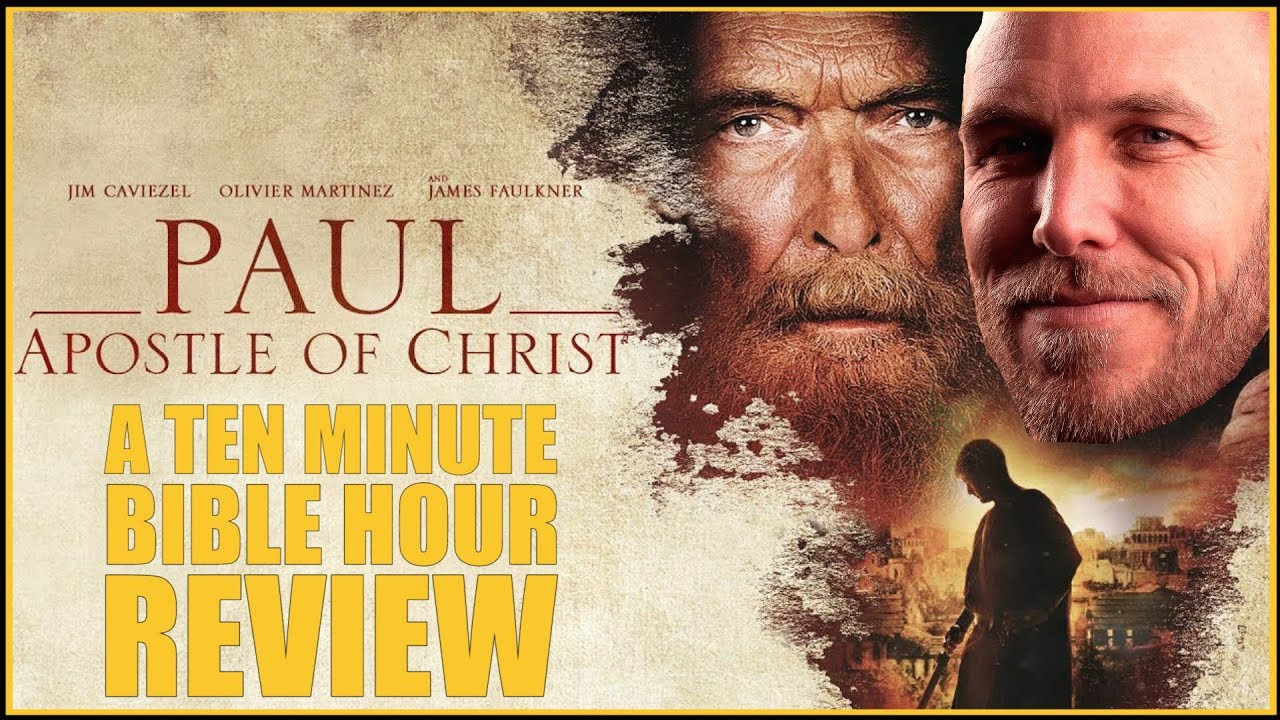 Finally a good Christian movie? Paul, the Apostle of Christ Review
