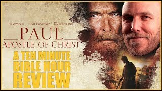 Finally a Good Christian Movie? Paul, Apostle of Christ Review