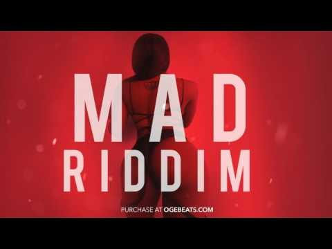 Afro Trap / Dancehall Instrumental Beat 2017 - Mad Riddim (Prod by OGE BEATS)