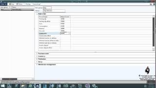 تنفيذ البند المجموعات في Microsoft Dynamics AX 2012 R3
