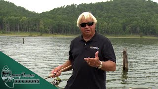 Crappie Fishing in the Hot Summer - Jimmy Houston Outdoors