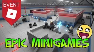 Roblox Epic Minigames | I'M GETTING BETTER?!?!