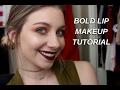 Bold Lip Makeup Tutorial