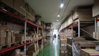 DS PROM: светодиодный промышленный светильник- тестирование.(Тест светодиодного промышленного светильника. Светильник защищен от перепадов напряжения. Влагоустойчив..., 2014-04-08T00:00:00.000Z)