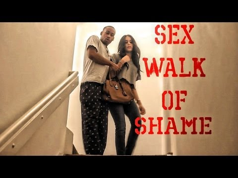 Sex Walk Of Shame: When Your Friends Know You Just Had Sex (Comedy Skit)