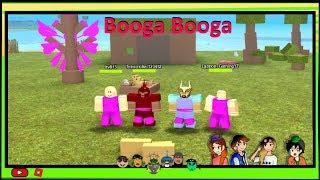 [Roblox] Booga Booga: Friends and Loyals