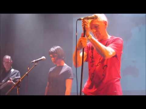Guerre Froide 'Eva (Berlin)' live @ Petit Bain