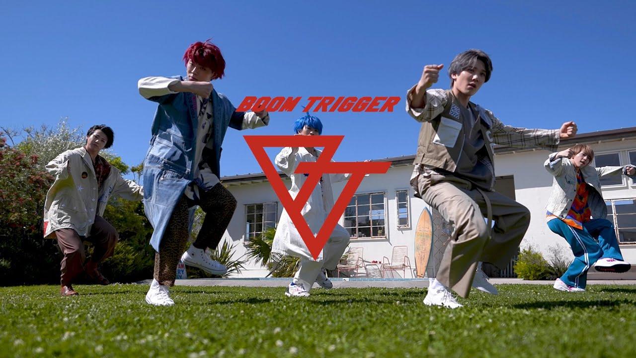 Boom Trigger - 'Shaking' M/V TEASER Ⅰ